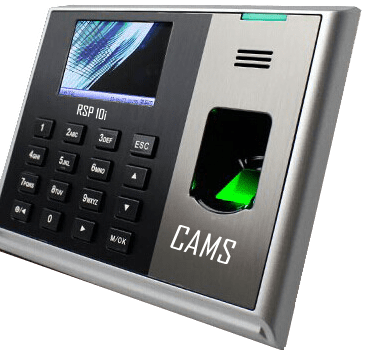 CAMS RSP10i2, Fingerprint Biometric and Card Attendance System for School, Factory, Corporate