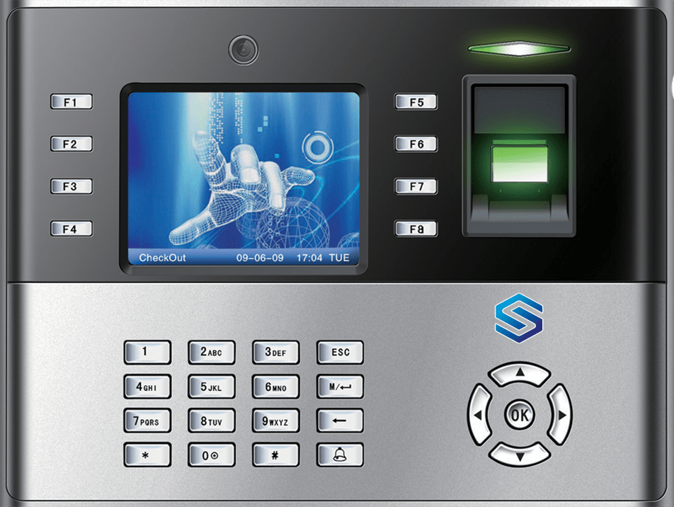 CAMS RSP10i4, Fingerprint Biometric and Card Attendance System for School, Factory, Corporate
