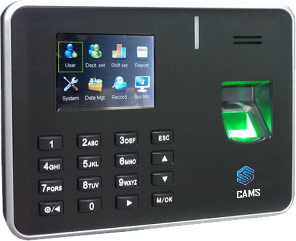CAMS RSP 10k Cloud Based Biometric Attendance System